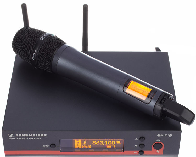 Sennheiser Evolution Wireless 165 Vocal-Set